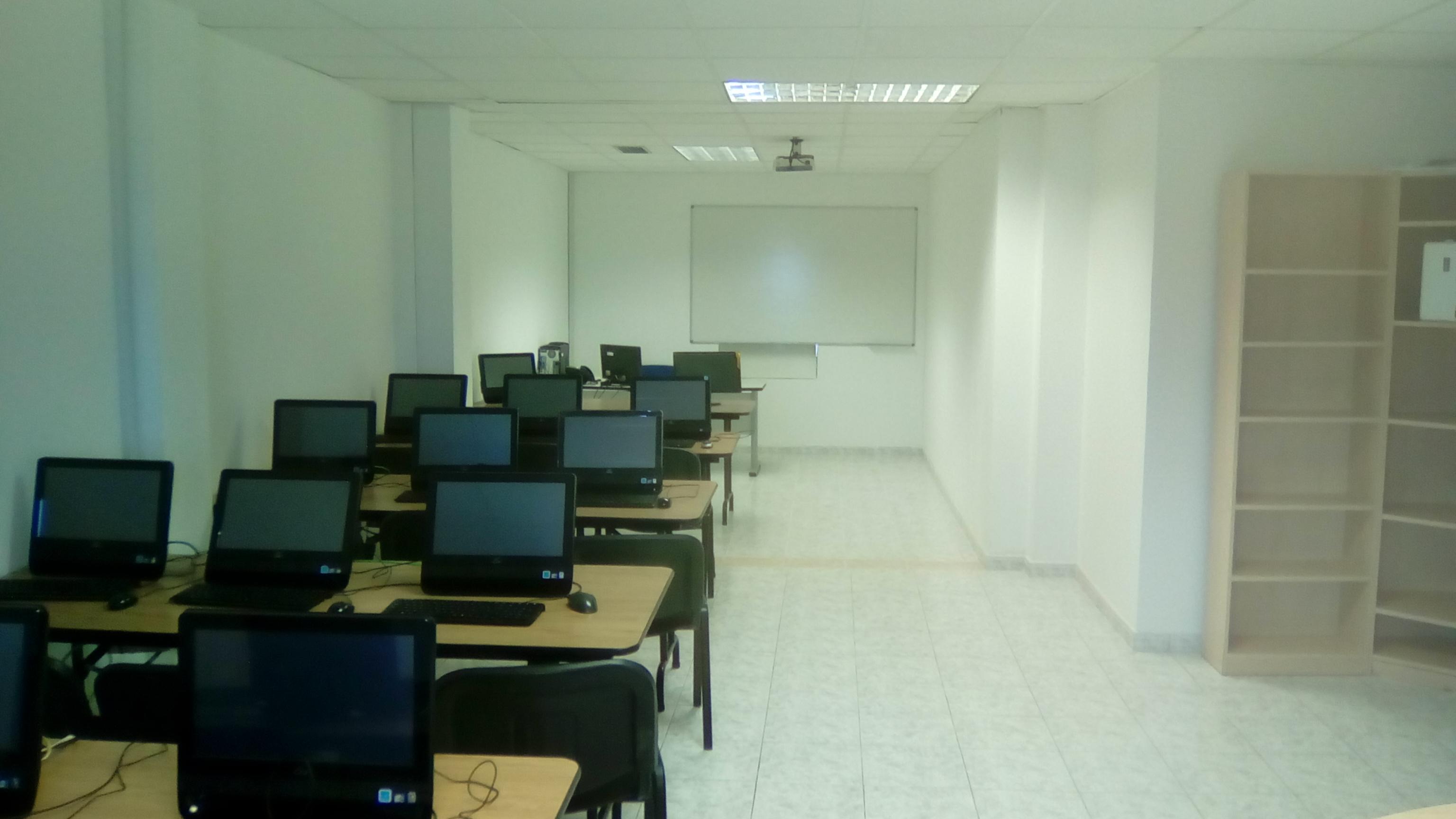 Aula informática Cenfoc