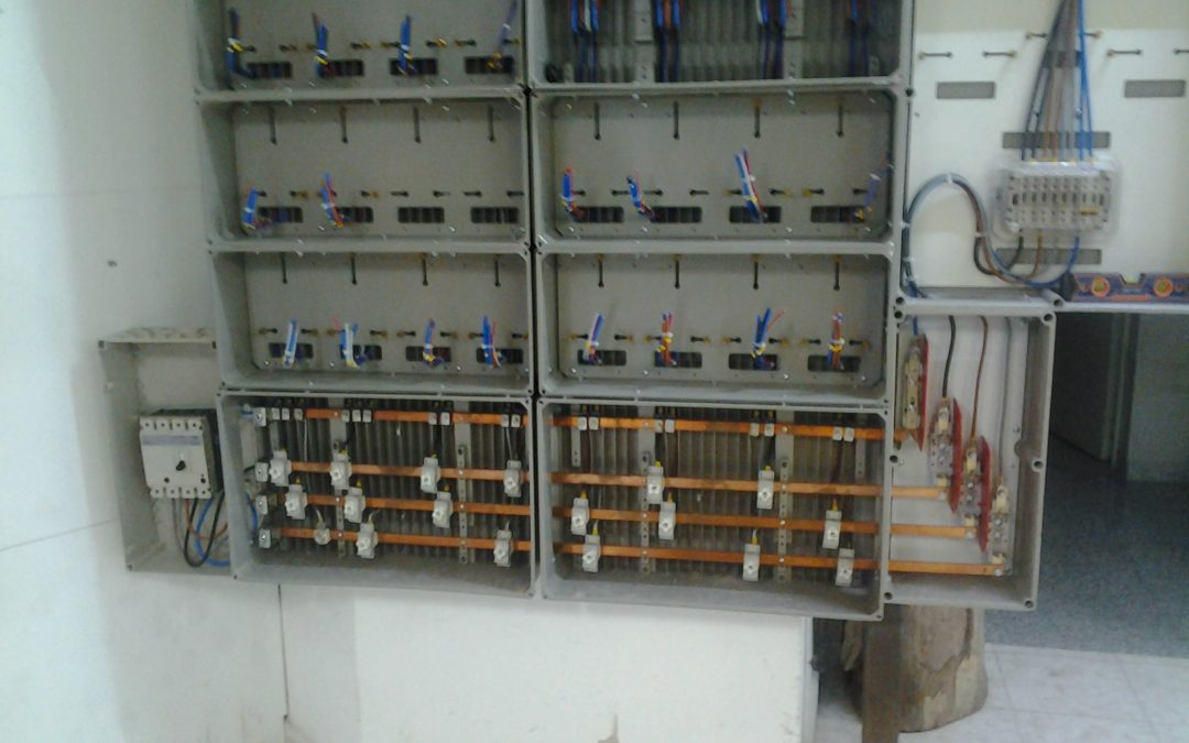 Montaje y mantenimiento de instalaciones eléctricas en baja tensión