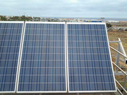 Montaje y mantenimiento de instalaciones solares fotovoltaicas