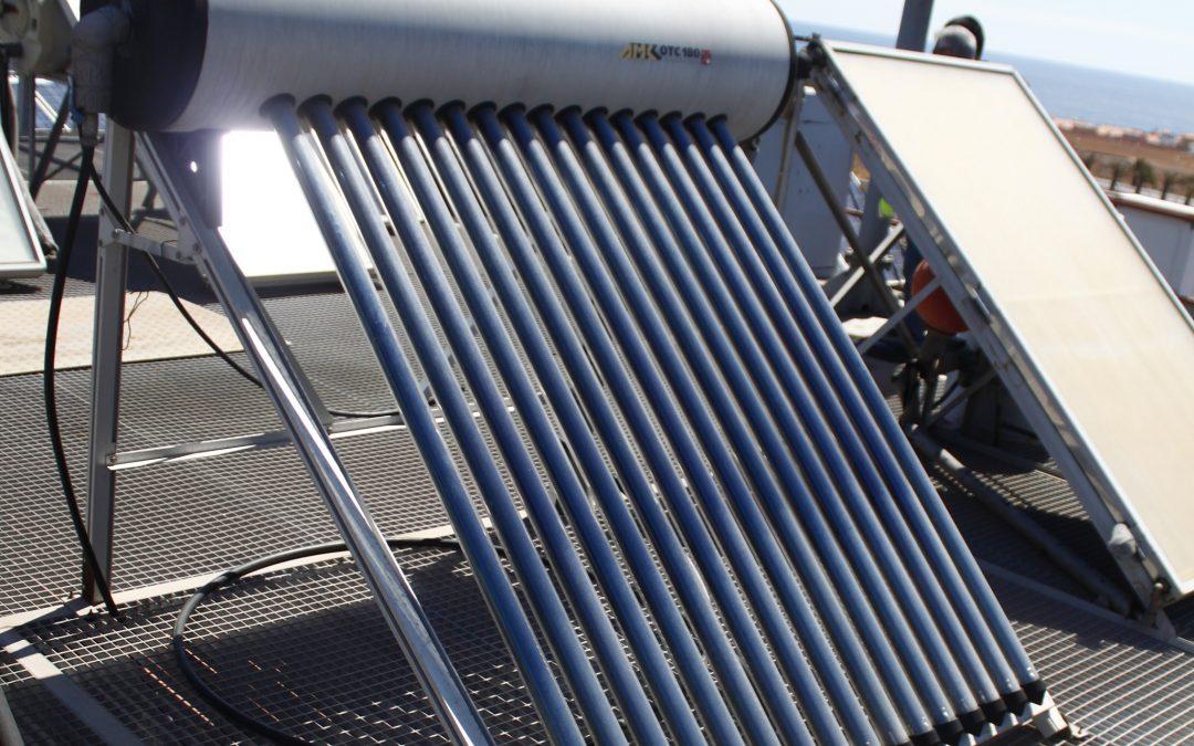 Montaje y mantenimiento de instalaciones solares térmicas
